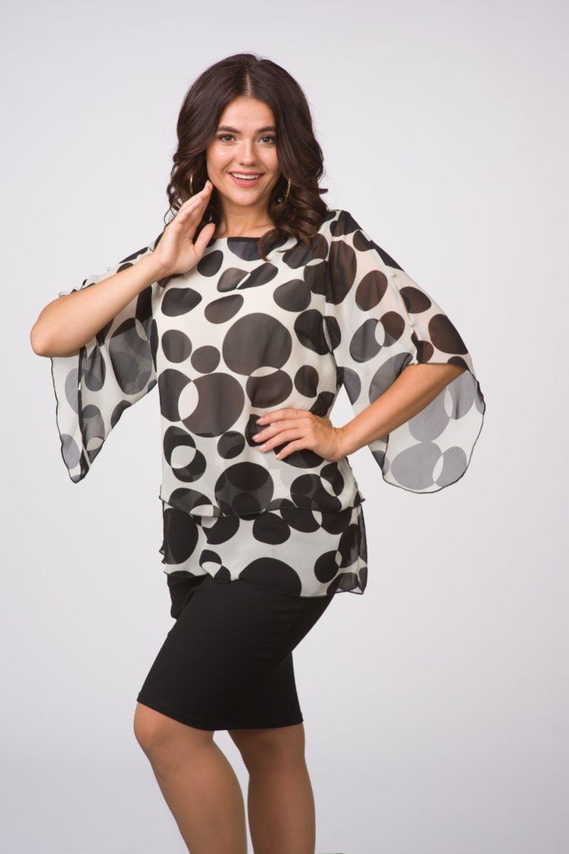 Блузка Женская №676