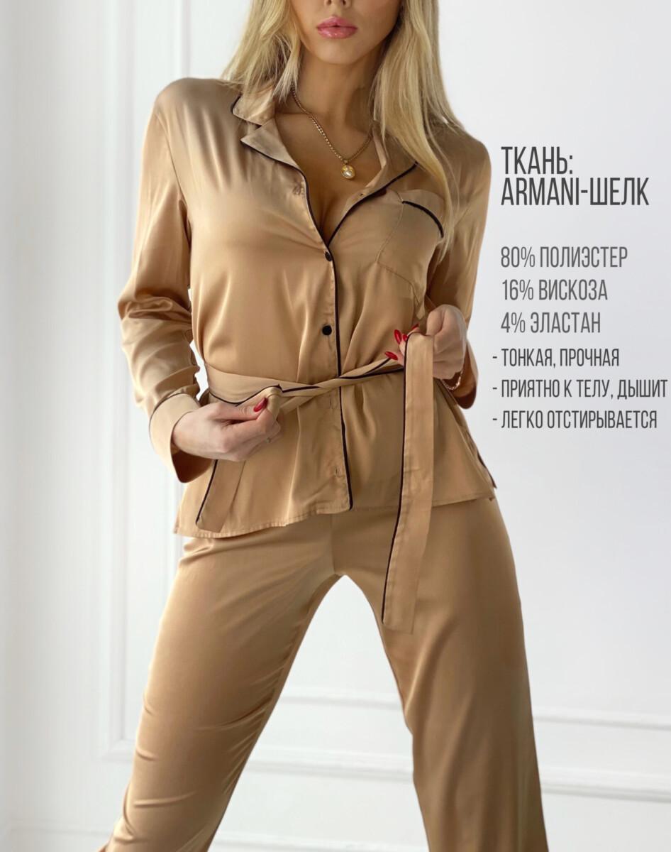 шелковая пижама минск